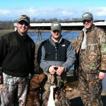 duck hunting with partner michael wallace certified public accountant