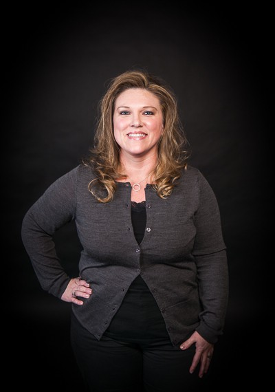 Molly Ward works at our Princeton Kentucky office she has a bachelors of science in business